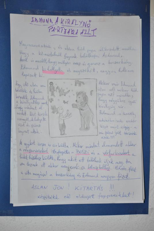 Gyerekírta Krónika